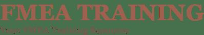 FMEA Training Logo